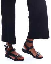 Footwear - DEMIGOD Studded Strappy Sandals-2365906