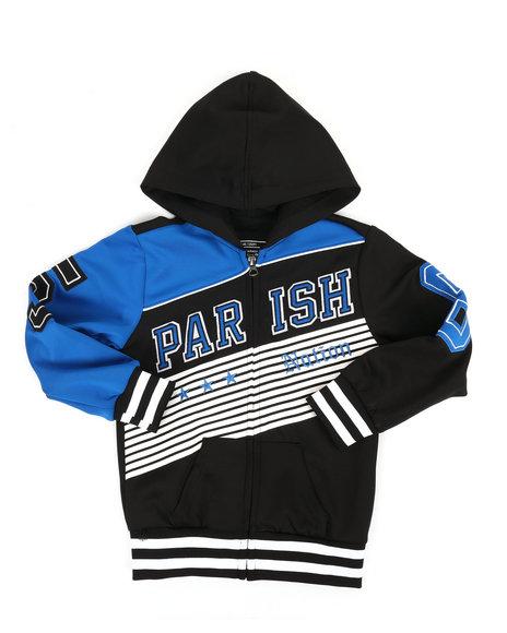 Parish - Color Block Hoodie (4-7)