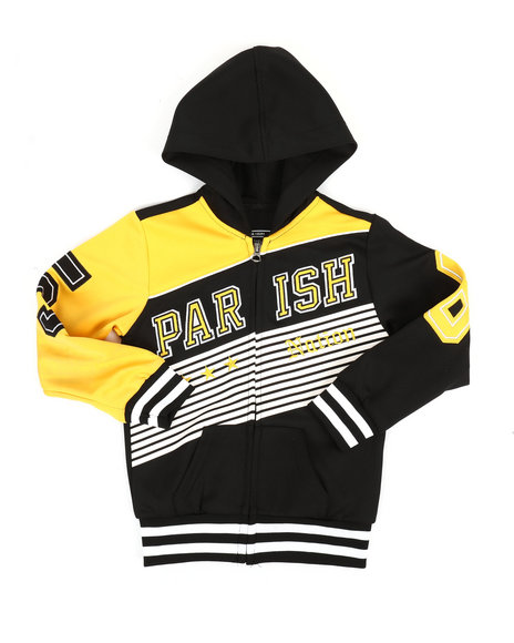 Parish - Color Block Hoodie (4-7)