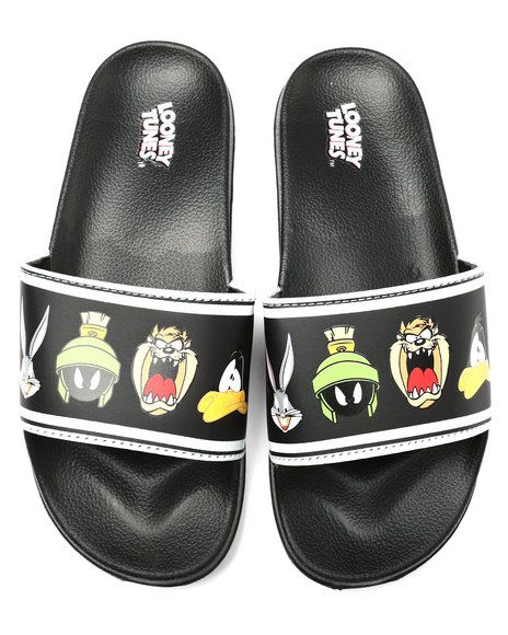 Buyers Picks - Looney Tunes Slide Sandals