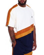 Makobi - Makobi Jersey-Ultra Suede S/S Tee (B&T)-2367601