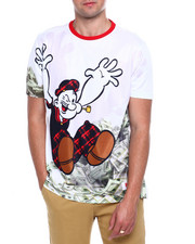 deKryptic - Popeye Money Augmented Realty T-Shirt-2367295