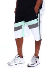 Makobi - Makobi Jersey-Ultra Suede Shorts (B&T)-2367290