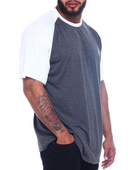Buyers Picks - S/S Mens Raglan T-Shirt (B&T)