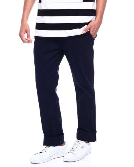 Members Only - 5 pocket twill pant