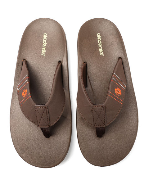 Akademiks - Slip 01 Flip-Flop Sandals
