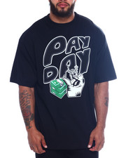 Men - S/S Pay Day Tee (B&T)-2367563