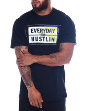 Buyers Picks - S/S Everyday Hustle Tee (B&T)-2367579