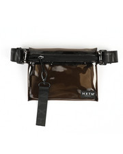 HXTN Supply - Transparent Crossbody Fanny Pack (Unisex)-2360274