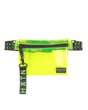 HXTN Supply - Transparent Crossbody Fanny Pack (Unisex)-2360273