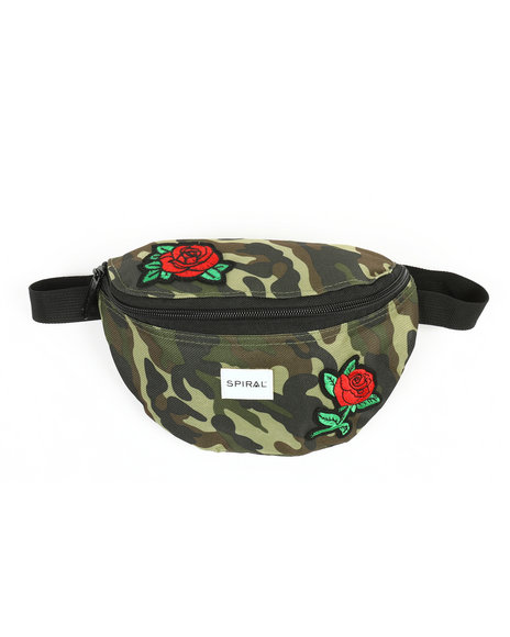 HXTN Supply - Camo Rose Fanny Pack (Unisex)