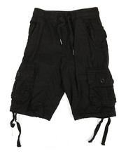 Boys - Rib Waist Shorts (4-7)-2367085