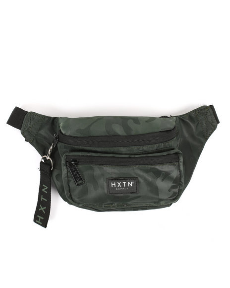 HXTN Supply - Camo Army Deluxe Bum Bag (Unisex)