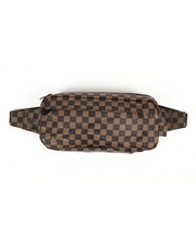 HXTN Supply - Broadway Check Crossbody Bag (Unisex)-2360299