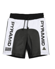 Sizes 8-20 - Big Kids - USA Reflective Shorts (5-18)-2366958