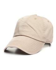 Buyers Picks - Solid Cotton Dad Hat-2363448