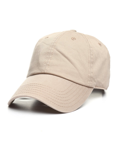 Buyers Picks - Solid Cotton Dad Hat