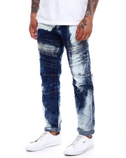 Jeans & Pants - Stretch Smoke Wash denim-2368005