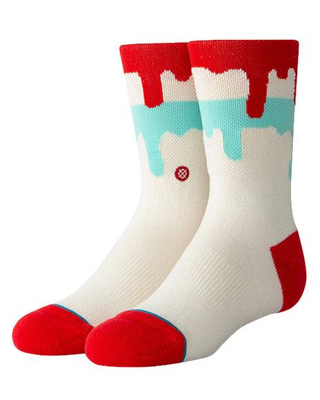 Stance Socks - Dripping Popsicle Socks (2-5.5)