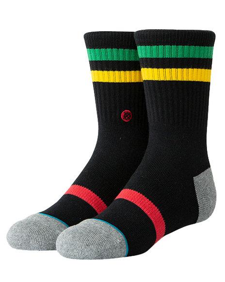 Stance Socks - Vibin Crew Socks (2-5.5)