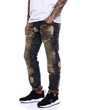 Jeans & Pants - PAINT STROKE MOTO JEAN-2367992