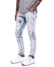 SMOKE RISE - Articulated Leg Jean-2368279