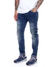 Jeans & Pants - STRETCH BASIC MOTO JEAN-2368040