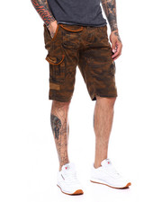 Shorts - CAMO CARGO SHORT-2368494