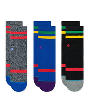 DRJ SOCK SHOP - 3 Pack Bounce Socks (11-5.5)-2368157