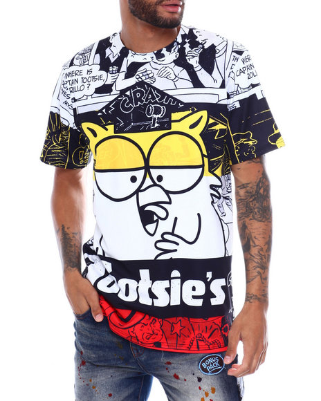 Southpole - TOOTSIE OWL SUBLIMATION TEE