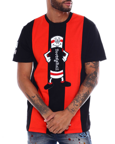 Southpole - TOOTSIE MAN CHENILLE PATCH TEE