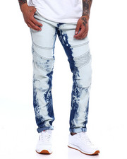 Jeans & Pants - STRETCH BASIC MOTO JEAN-2368071