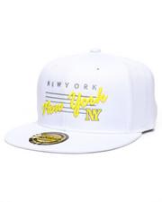 Hats - New York Neon Script Snapback Hat-2362945