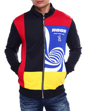 Track Jackets - COLORBLOCK TRACK JACKET-2367745