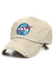 Dad Hats - Nasa Vintage Ball Cap-2367725