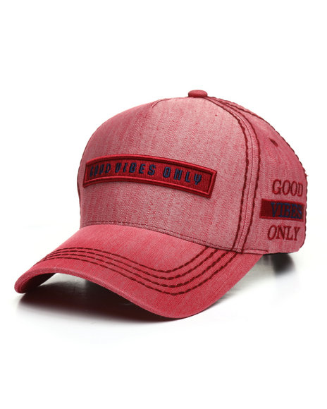 Buyers Picks - Good Vibes Only Dad Hat