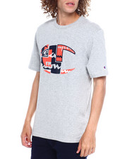 Champion - C PATCHWORK TEE-2369517