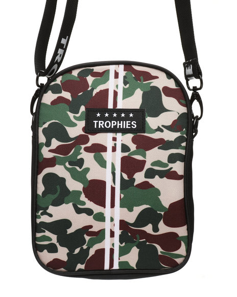 Trophies - Camo Shoulder Bag (Unisex)