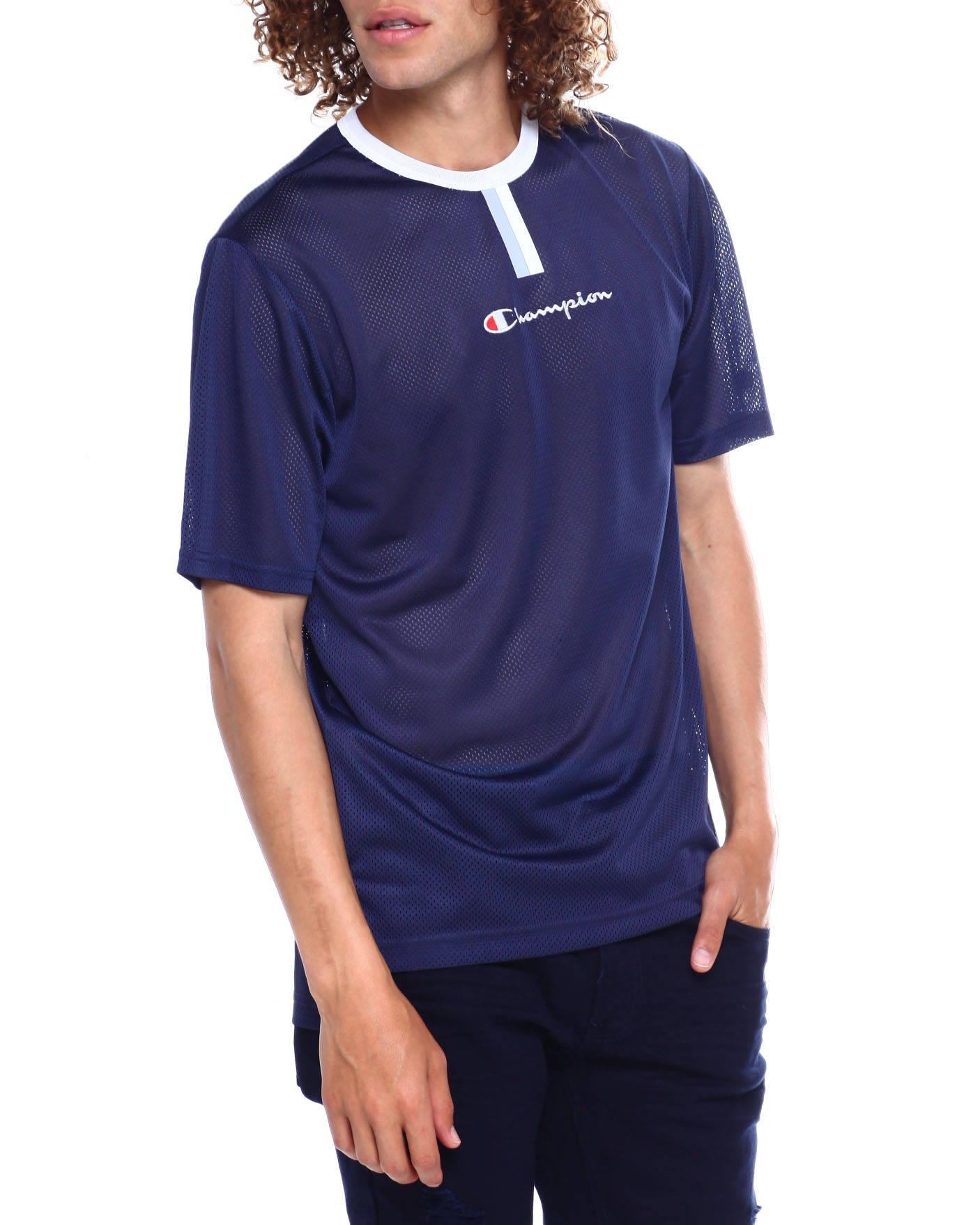 9f14f69e7da3 Buy YC TEE Men's Shirts from Champion. Find Champion fashion & more ...