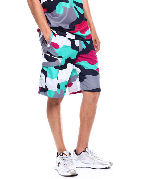 DGK - Excursion Custom Cargo Swishy Shorts