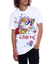 SWITCH - KING LAMOUR CHENILLE TEE-2369256