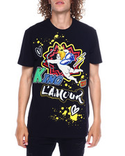 SWITCH - KING LAMOUR CHENILLE TEE-2369066