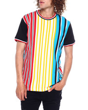SWITCH - CANDY VERTICAL STRIPE TEE-2369372