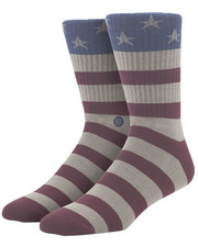 DRJ SOCK SHOP - Fourth Crew Socks-2368225