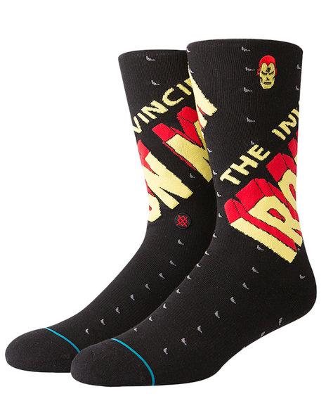 Stance Socks - Invincible Iron Man Crew Socks