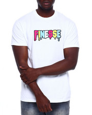 Buyers Picks - FINESSE DRIP CHENILLE TEE-2370057