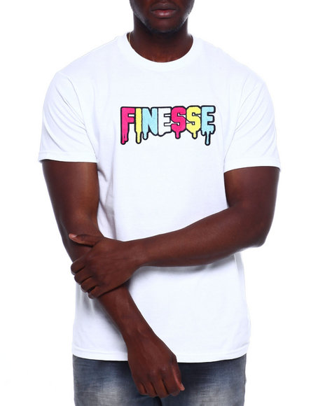 Buyers Picks - FINESSE DRIP CHENILLE TEE