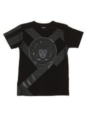 Sizes 8-20 - Big Kids - Medusa Print Tee (8-20)-2368831
