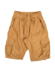 Sizes 8-20 - Big Kids - Cargo Jogger Shorts (8-20)-2368220