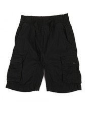 Sizes 8-20 - Big Kids - Cargo Jogger Shorts (8-20)-2368226